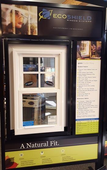 We specialize in custom windows