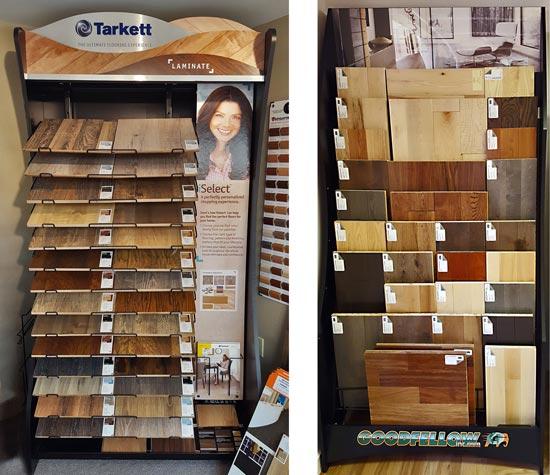 Tarkett-&-Goodfellas Luxury vinyl tile