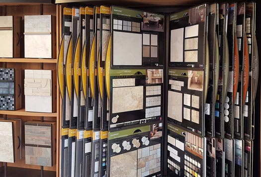 vast collection of tile flooring in NH