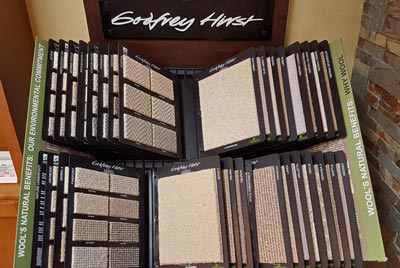 At Chick Lumber and House to Home, we work with the leading carpet brands