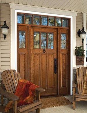 A great front door